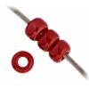 Miyuki Seed Bead 11/0 Red Opaque Luster